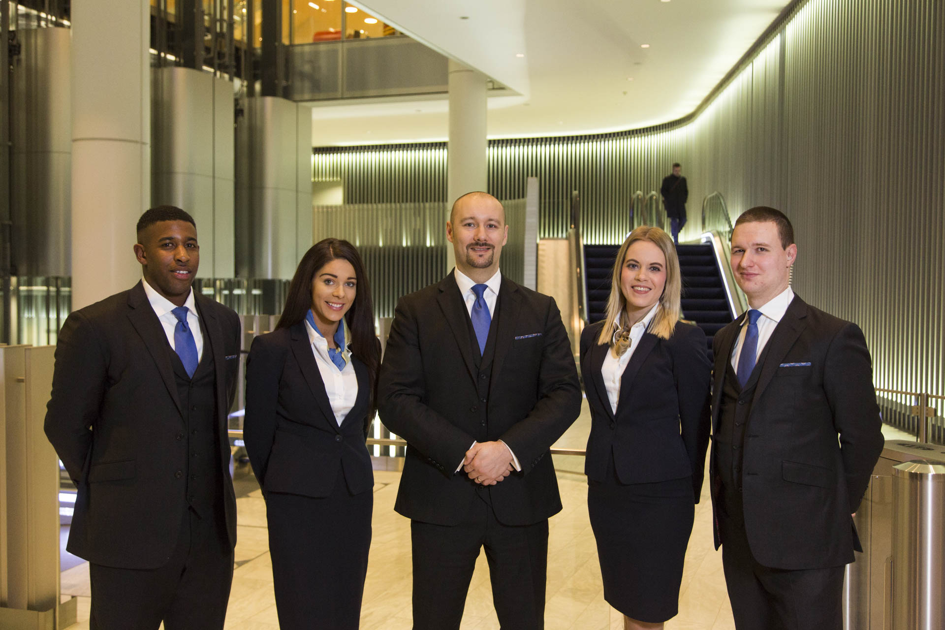 Corporate Staff Photography on Location