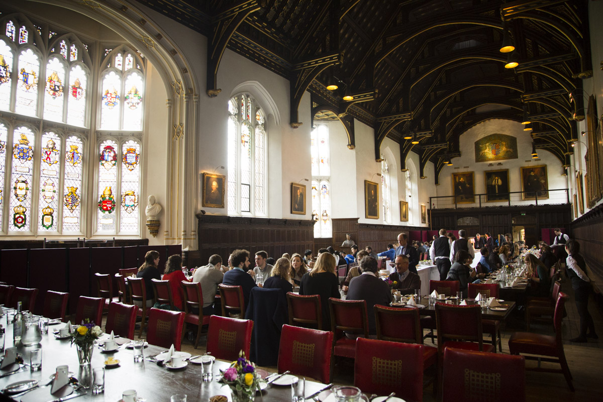 St John\'s College Cambridge Event 1653 Nov 2015