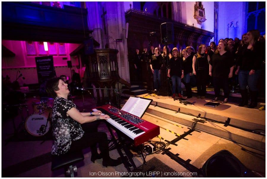 E-Luminate Cambridge 2016 Dowsing Sound Collective Opening Concert 5