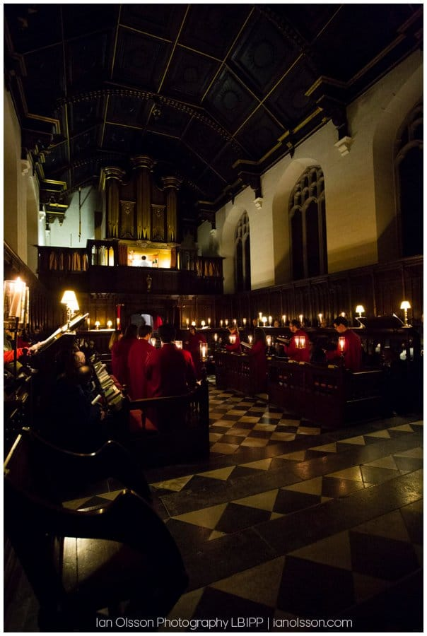 E-Luminate Cambridge 2016 Peterhouse College Chapel