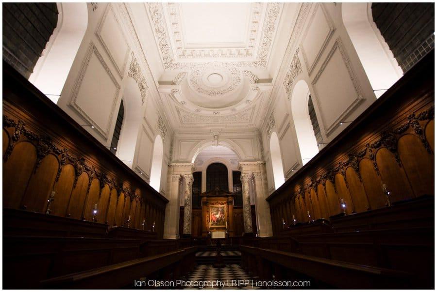 E-Luminate Cambridge 2016 Pembroke College Chapel