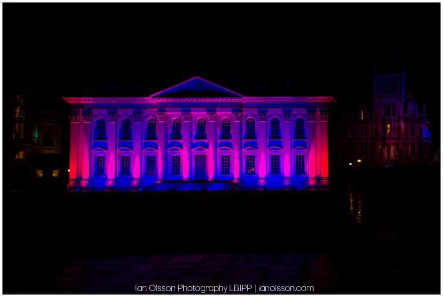 E-Luminate Cambridge 2016 Senate House